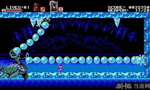 血污月之诅咒游戏截图17