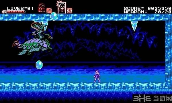 血污月之诅咒游戏截图16