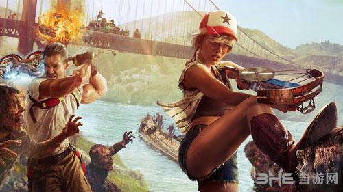 《死亡岛2》宣传截图