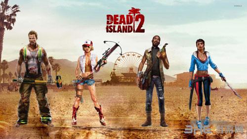 《死亡岛2》四主角设定