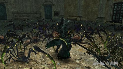 黑暗之魂2游戏宣传图