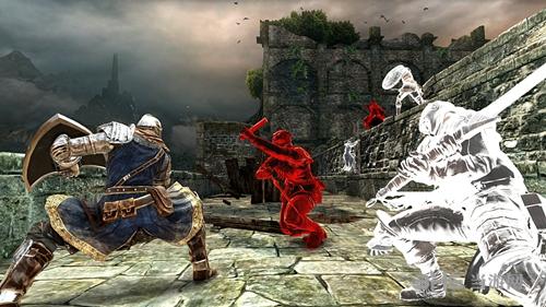 黑暗之魂2游戏宣传图1