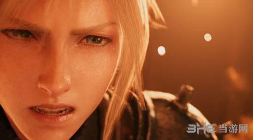 《最终幻想7:重制版》 游戏截图
