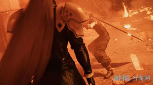 《最终幻想7:重制版》 游戏截图2