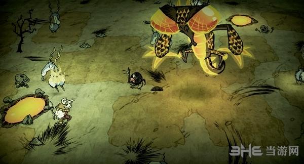 饥荒联机版游戏截图