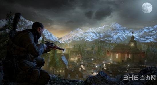 狙击精英V2重制版游戏图片