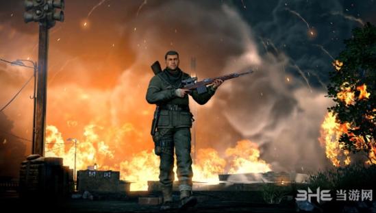 狙击精英V2重制版游戏图片3