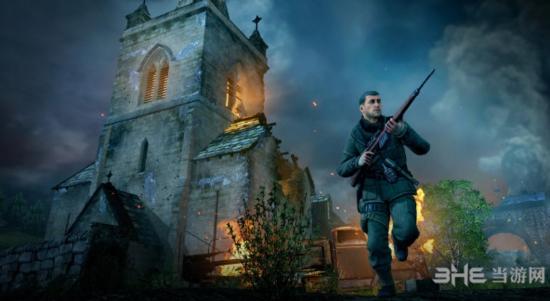 狙击精英V2重制版游戏图片4