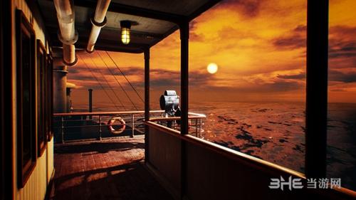 《层层恐惧2》游戏宣传图