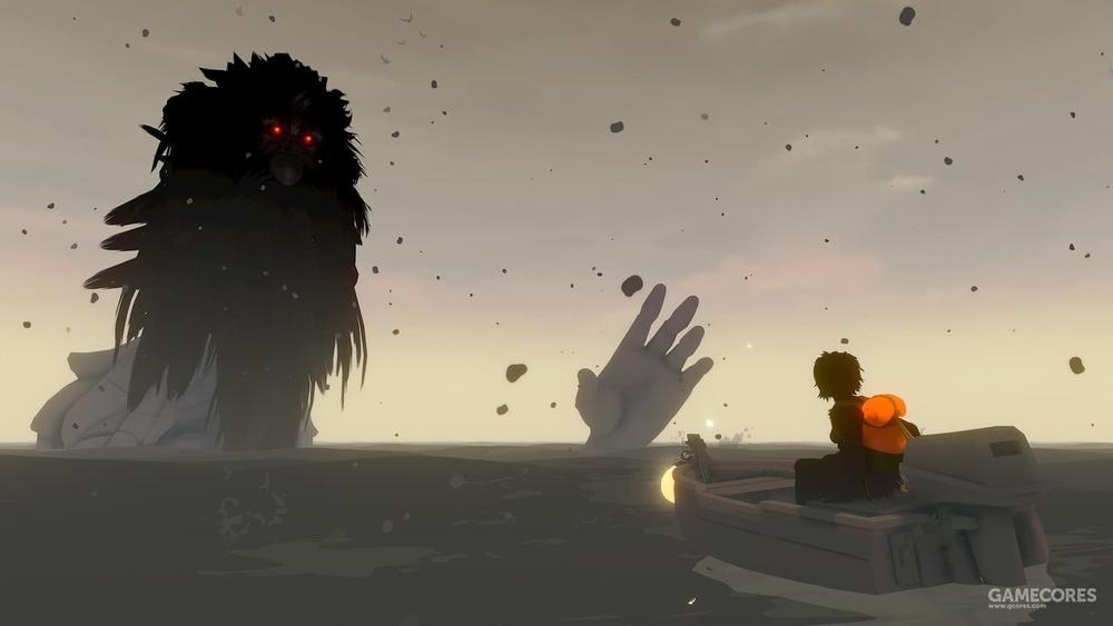 《孤独之海》 宣传图
