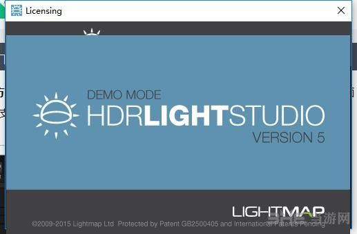 HDR Light Studio5�D片