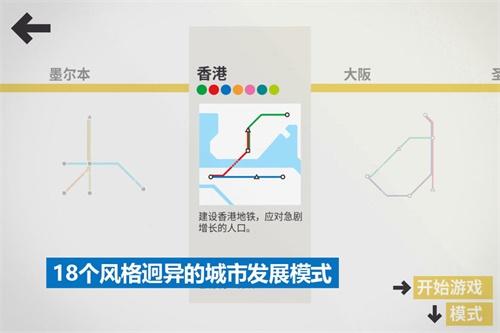 模拟地铁游戏截图1
