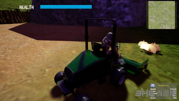 割草机游戏4:最后一击截图0