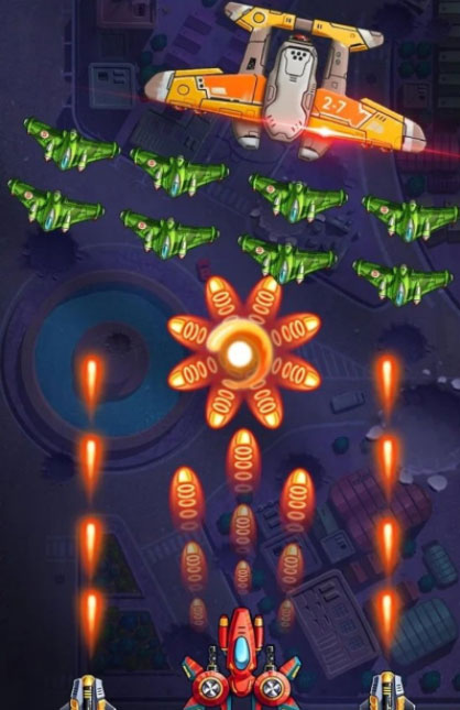 银河战争无限金币钻石版截图1