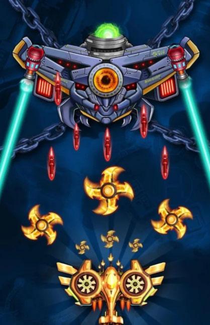 银河战争无限金币钻石版截图2
