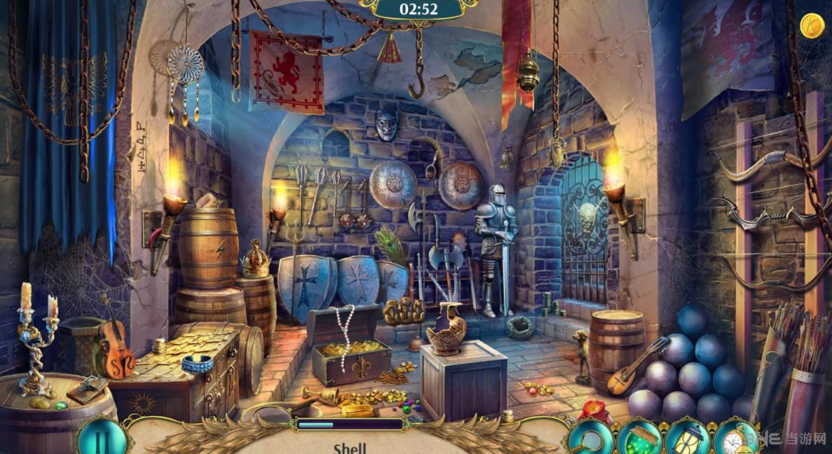 遥远王国:隐藏的魔法截图0