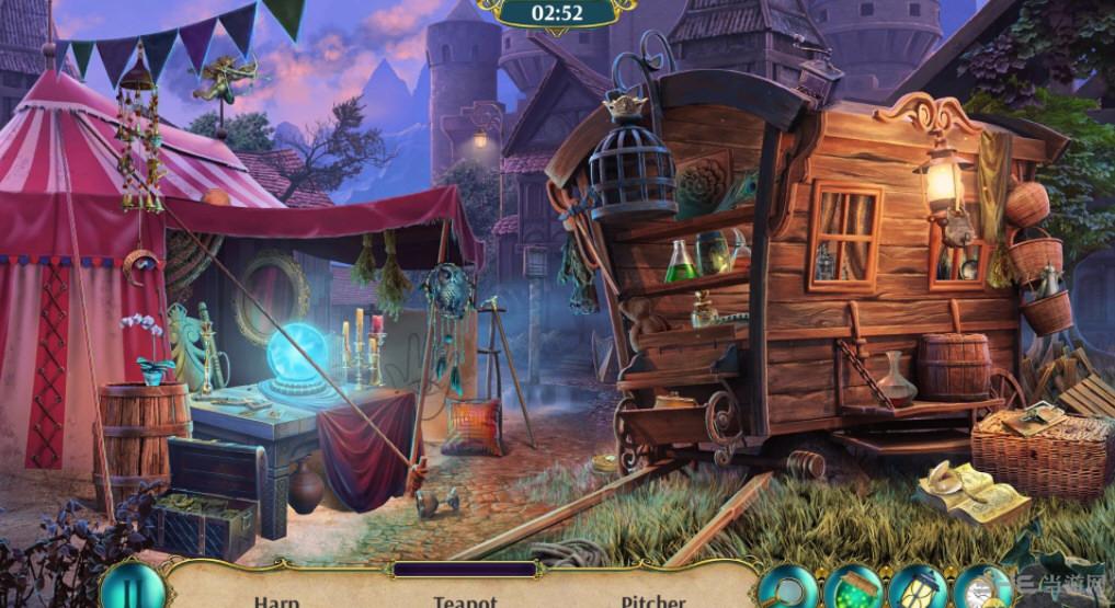 遥远王国:隐藏的魔法截图2