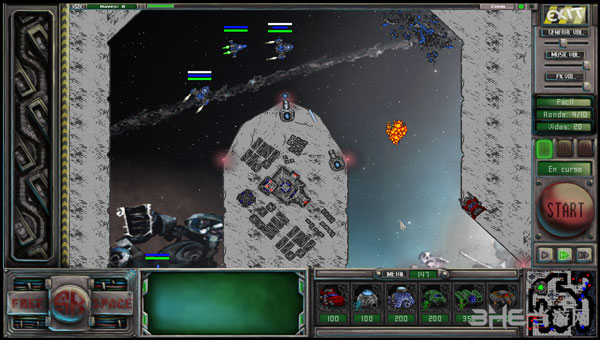 5Leaps(Space Tower Defense)截图4