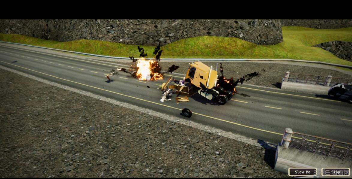 灾难事故模拟器(Wrecked Destruction Simulator)截图1