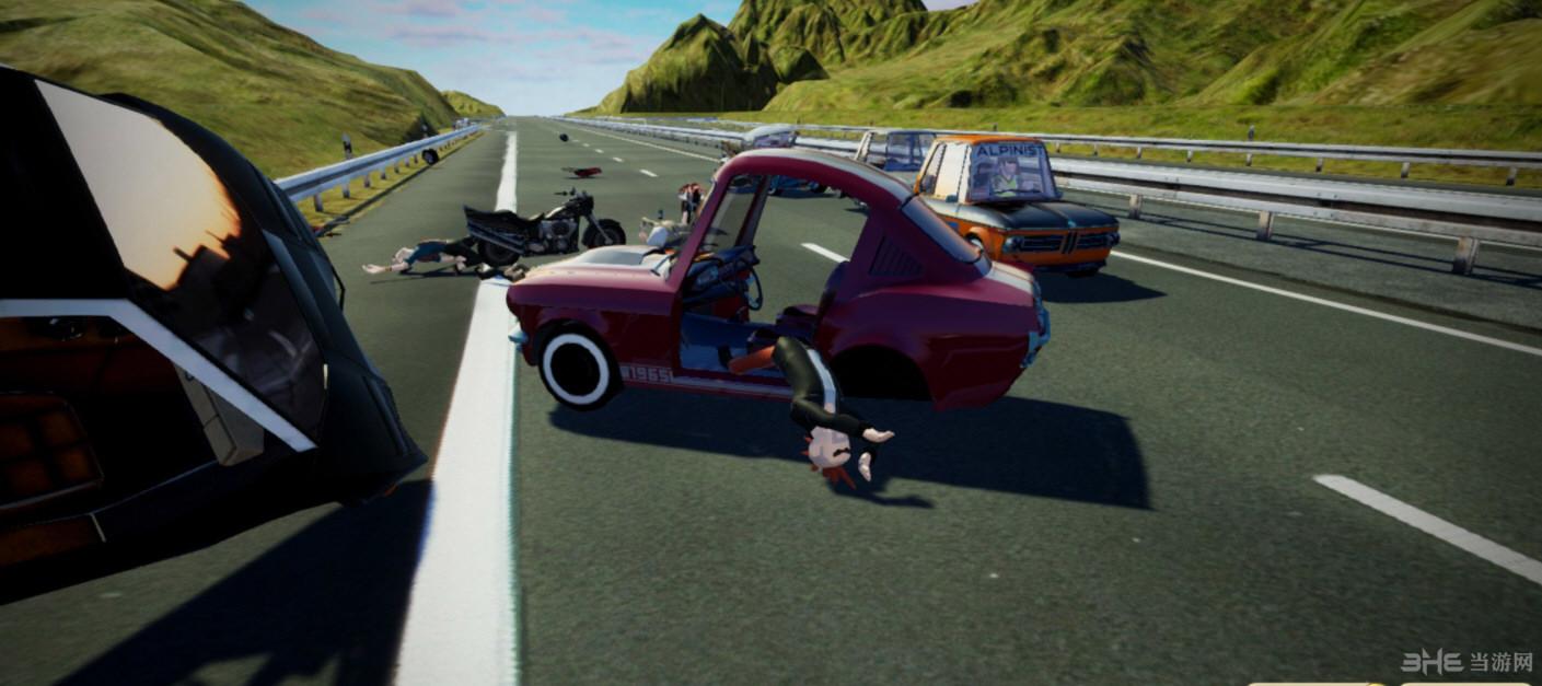 灾难事故模拟器(Wrecked Destruction Simulator)截图2