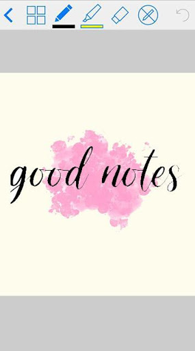 GoodNotes4截图2