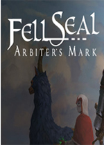 陷落封�。褐俨谜咧�印(Fell Seal: Arbiter's Mark)PC版v1.2.2a