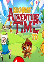 大冒险时间(Bloons Adventure Time TD)PC版