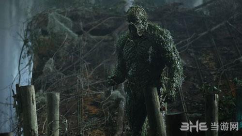 《沼泽怪物》游戏截图