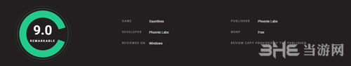 《无畏》DualShockers评分