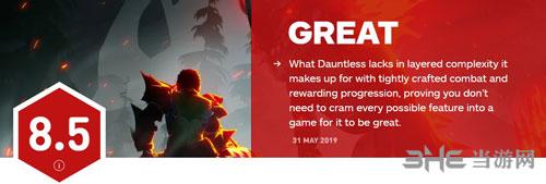 《无畏》IGN评分