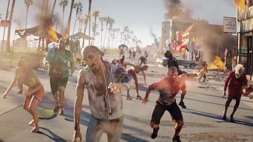 《死亡岛2》宣传视频截图2