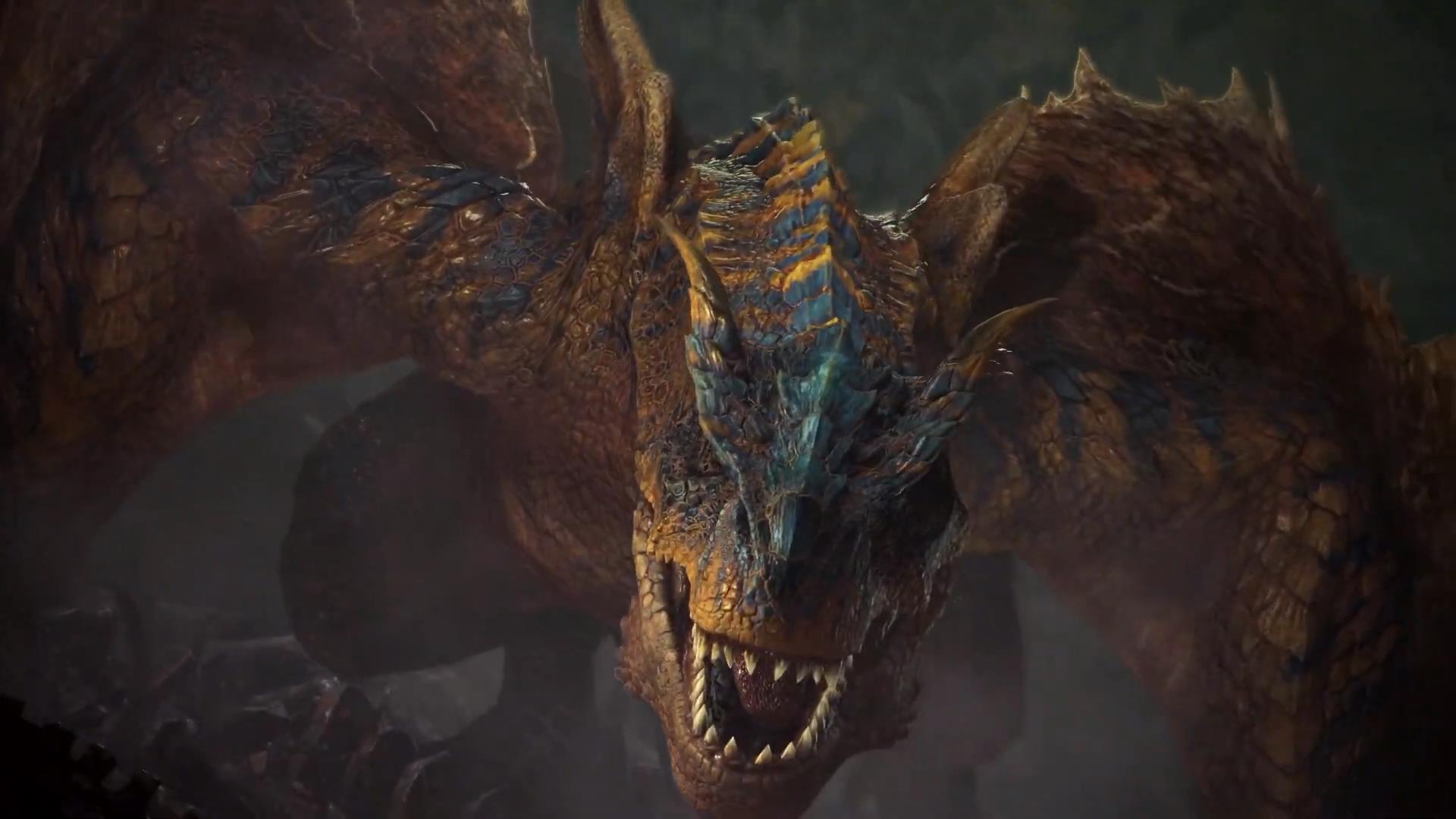 """《怪物猎人:世界》大型资料片""""Iceborne""""预告截图"""