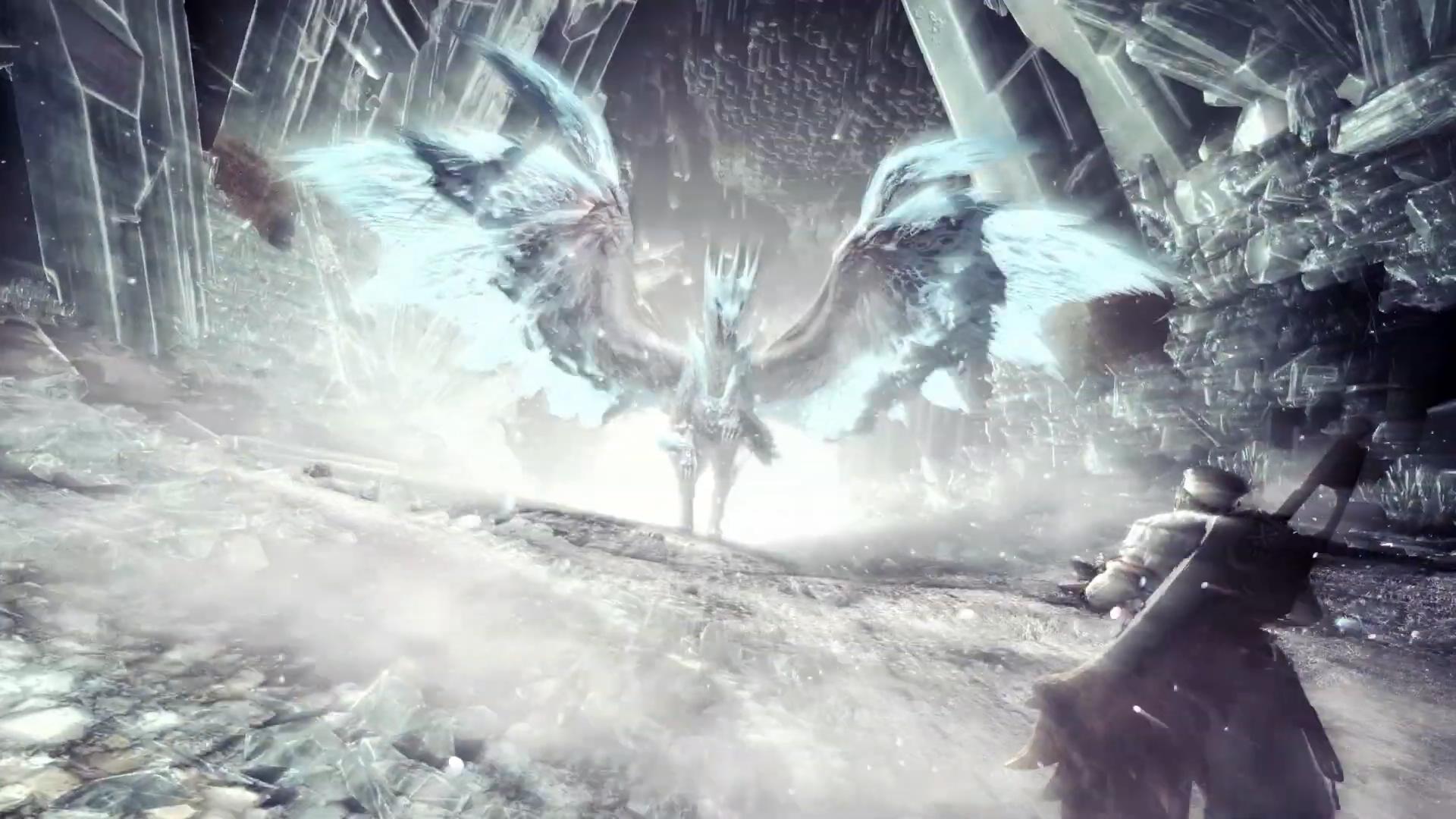 """《怪物猎人:世界》大型资料片""""Iceborne""""预告截图1"""