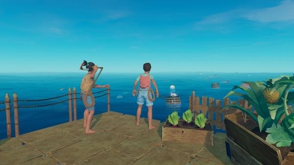 木筏求生游戏截图