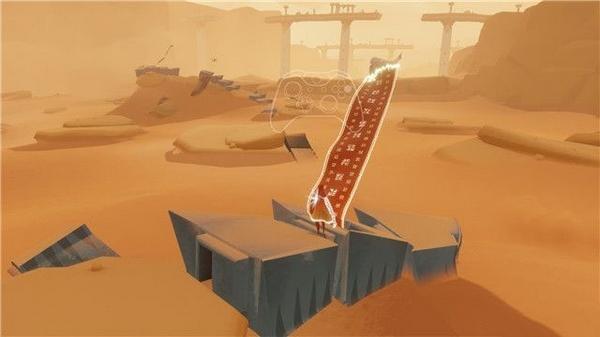 风之旅人游戏截图1