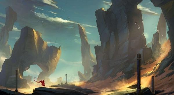 风之旅人游戏图片2