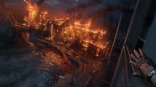 《消逝的光芒2》游戏截图5