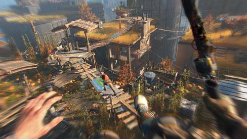 《消逝的光芒2》游戏截图9