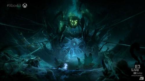 《奥日与精灵意志》游戏截图2