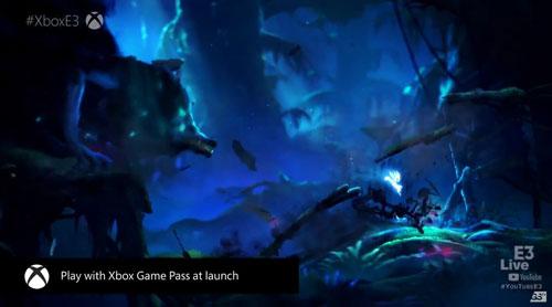 《奥日与精灵意志》游戏截图4