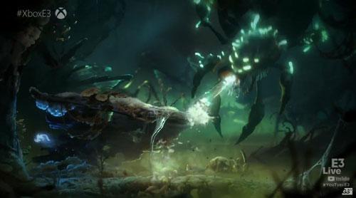 《奥日与精灵意志》游戏截图3