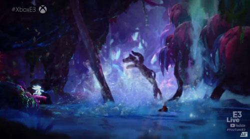 《奥日与精灵意志》游戏截图6