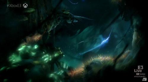 《奥日与精灵意志》游戏截图5