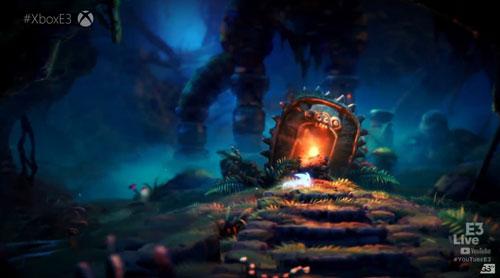 《奥日与精灵意志》游戏截图7