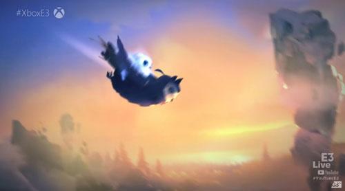 《奥日与精灵意志》游戏截图9