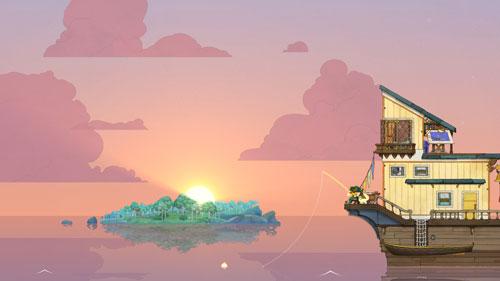 《Spiritfarer》游戏截图2