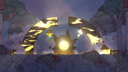 《Spiritfarer》游戏截图3