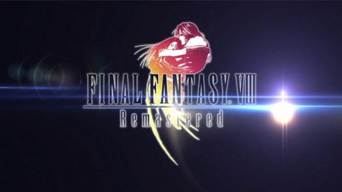 《最终幻想8:高清复刻版》游戏截图