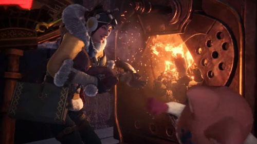《怪物猎人世界冰原》游戏截图2