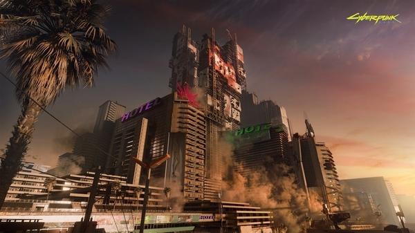 赛博朋克2077游戏截图6